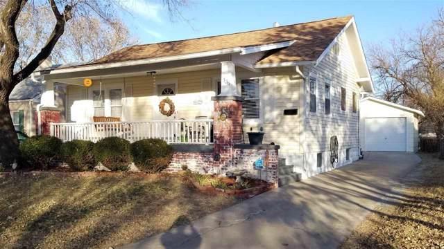 136 N Richmond Ave, Wichita, KS 67203 (MLS #574728) :: On The Move