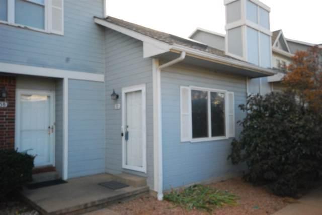 101 S Rock Rd #57, Derby, KS 67037 (MLS #574729) :: Lange Real Estate