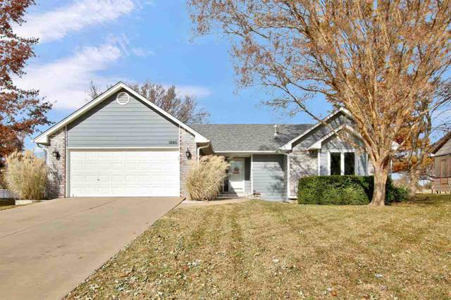 1006 Mccollum Rd, El Dorado, KS 67042 (MLS #574730) :: On The Move