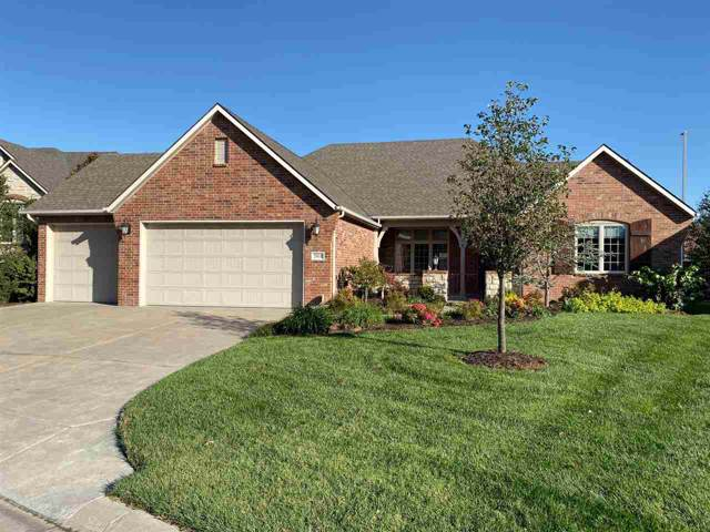 2065 N Paddock Green, Wichita, KS 67206 (MLS #574731) :: On The Move