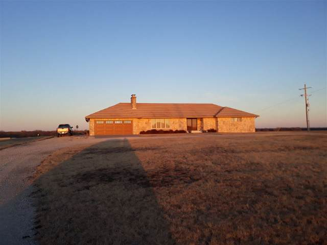 1159 Us Hwy 54, Eureka, KS 67045 (MLS #574736) :: On The Move