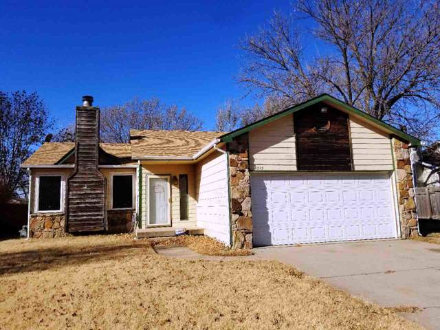 4215 S Laura Cir, Wichita, KS 67216 (MLS #574737) :: On The Move