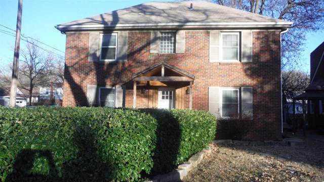 600 S Belmont St, Wichita, KS 67218 (MLS #574739) :: On The Move