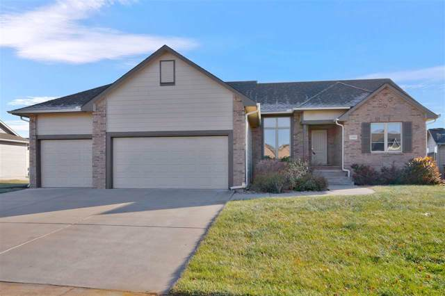 13910 Ayesbury Ave, Wichita, KS 67228 (MLS #574740) :: On The Move