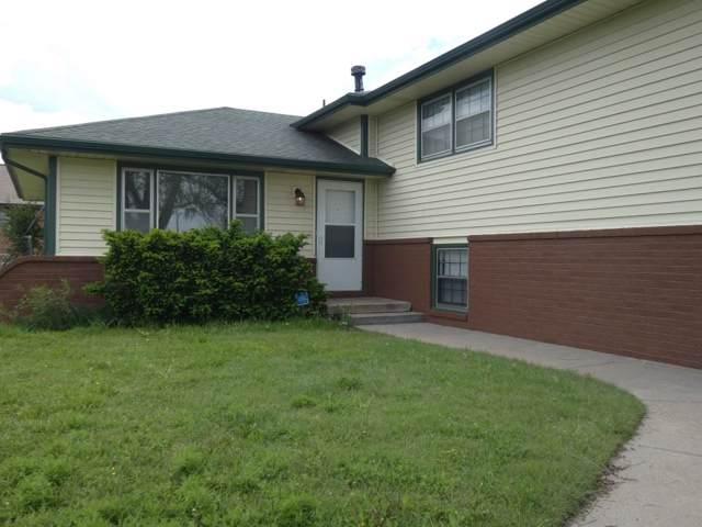 5033 E New Jersey 5035 E New Jers, Wichita, KS 67210 (MLS #574744) :: Lange Real Estate