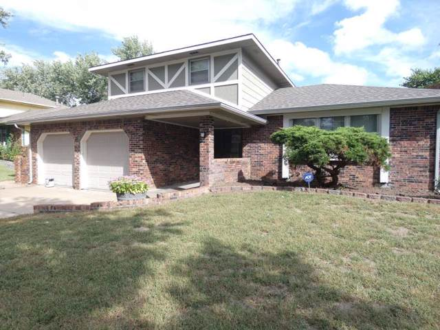 1158 N Sandplum Ln, Wichita, KS 67212 (MLS #574751) :: Pinnacle Realty Group