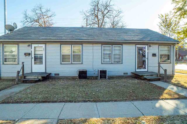 1802 N Market St, Wichita, KS 67214 (MLS #574754) :: Pinnacle Realty Group