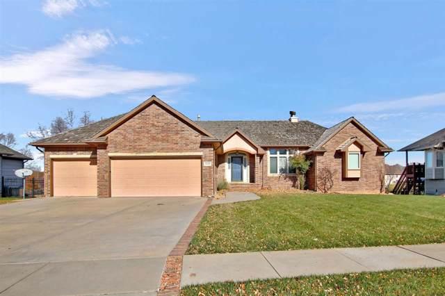 1640 E Kay, Derby, KS 67037 (MLS #574756) :: Lange Real Estate