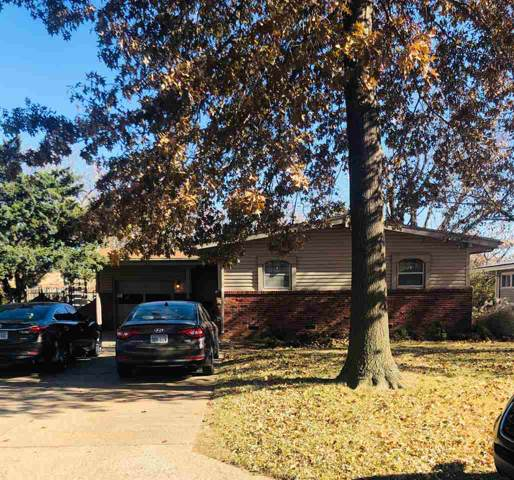 716 N Fairway Ave, Wichita, KS 67212 (MLS #574770) :: Lange Real Estate