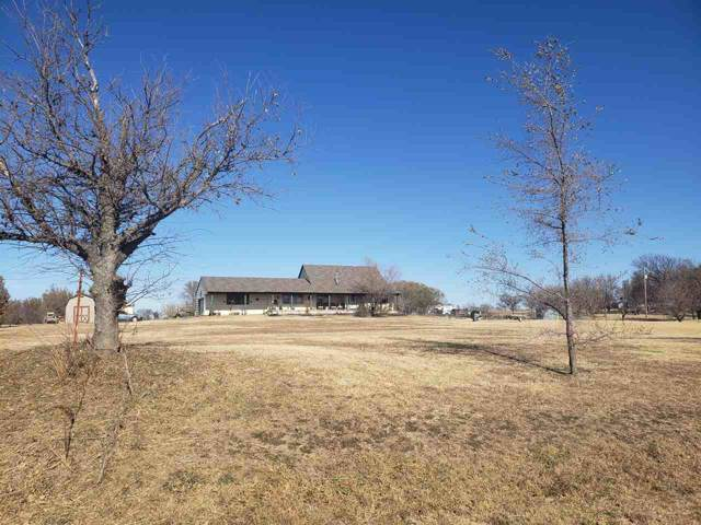 24444 W 47th St S, Goddard, KS 67052 (MLS #574773) :: Pinnacle Realty Group