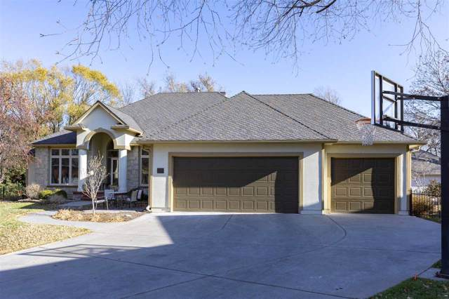 7910 W Meadow Park Ct., Wichita, KS 67205 (MLS #574781) :: Lange Real Estate