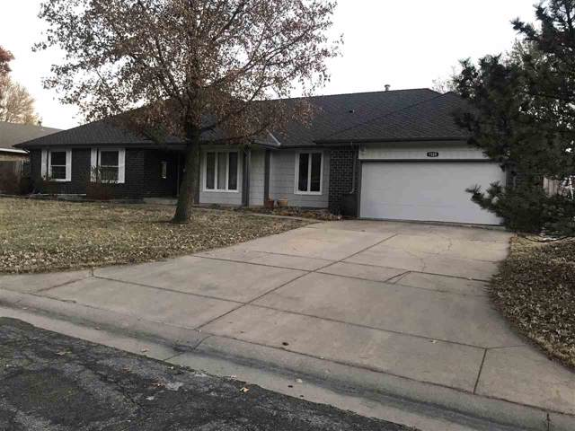 1528 N Lawrence Ct, Wichita, KS 67206 (MLS #574782) :: Lange Real Estate