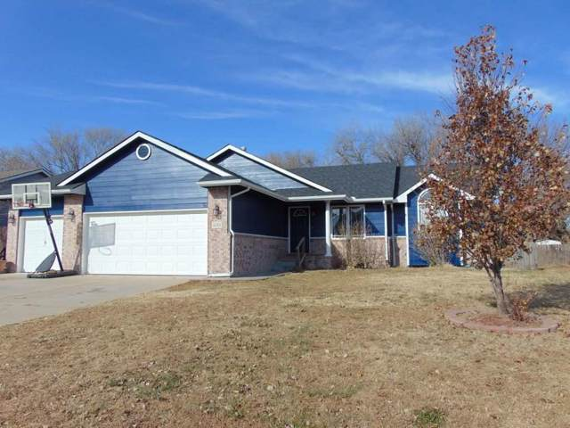 1210 E Mona Circle, Wichita, KS 67216 (MLS #574783) :: Lange Real Estate