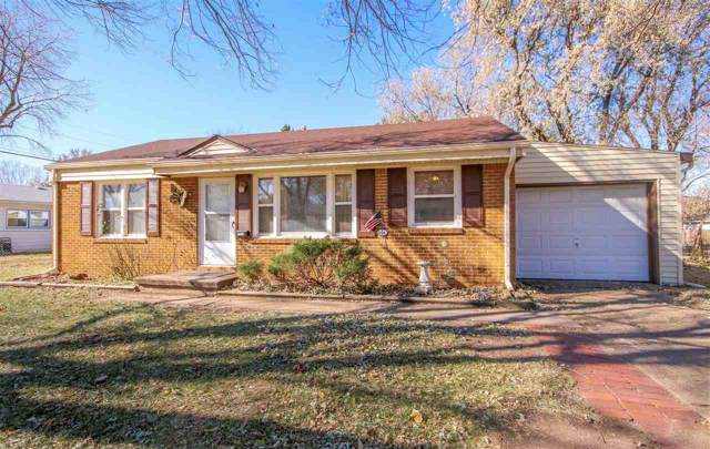 6413 N Longmont, Park City, KS 67219 (MLS #574786) :: Lange Real Estate