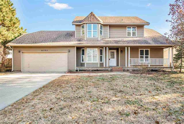 6705 E 40th St N, Wichita, KS 67226 (MLS #574787) :: Lange Real Estate