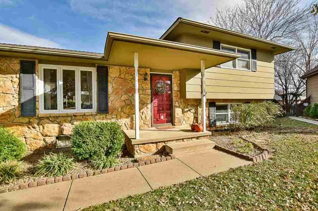 131 E Crooked Creek Ct, Derby, KS 67037 (MLS #574788) :: Lange Real Estate