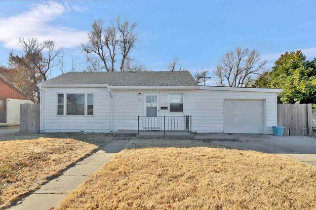 143 Trout Ave, Haysville, KS 67060 (MLS #574792) :: Lange Real Estate