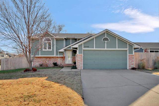 2702 S Crestline Cir, Wichita, KS 67215 (MLS #574794) :: Lange Real Estate