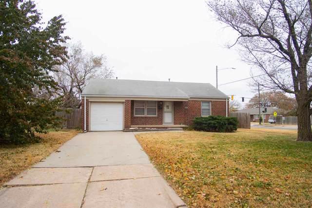 820 S Royal Rd, Wichita, KS 67207 (MLS #574801) :: Lange Real Estate