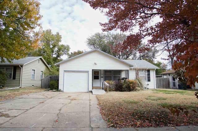 658 Lexington Rd, Wichita, KS 67218 (MLS #574802) :: Lange Real Estate