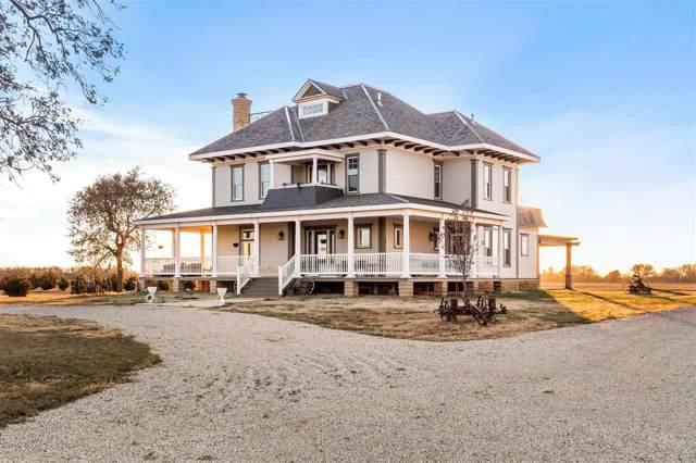 24005 S High Point Rd, Kingman, KS 67068 (MLS #574812) :: Lange Real Estate