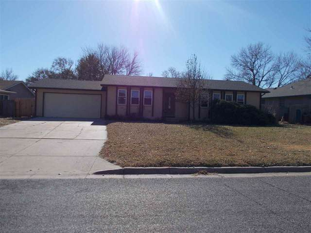 125 W Brazos Dr, Goddard, KS 67052 (MLS #574815) :: Pinnacle Realty Group