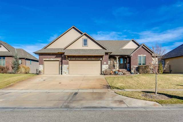 4306 W Shoreline Street, Wichita, KS 67205 (MLS #574842) :: Lange Real Estate
