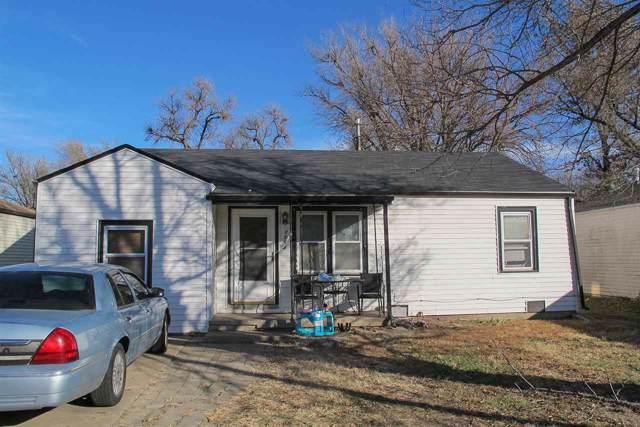 2554 N Minneapolis Ave, Wichita, KS 67219 (MLS #574869) :: Pinnacle Realty Group