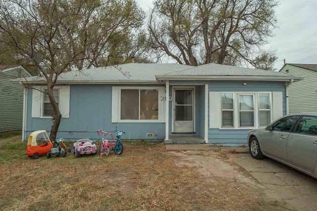 2559 N Minneapolis Ave, Wichita, KS 67219 (MLS #574898) :: Pinnacle Realty Group