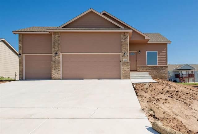 4551 S Flora Ct, Wichita, KS 67215 (MLS #574918) :: Preister and Partners | Keller Williams Hometown Partners