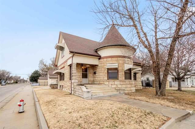 1149 S Greenwood, Wichita, KS 67211 (MLS #574932) :: Lange Real Estate