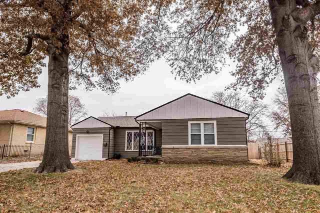 708 S Courtleigh Dr, Wichita, KS 67218 (MLS #574951) :: Lange Real Estate