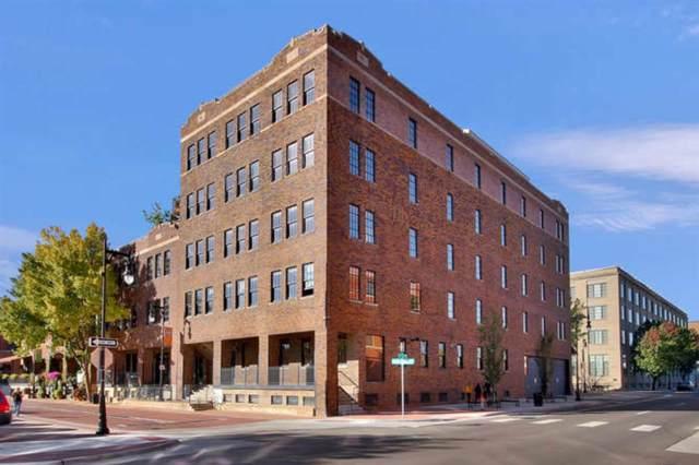 151 N Rock Island St 2C, Wichita, KS 67202 (MLS #574957) :: Lange Real Estate