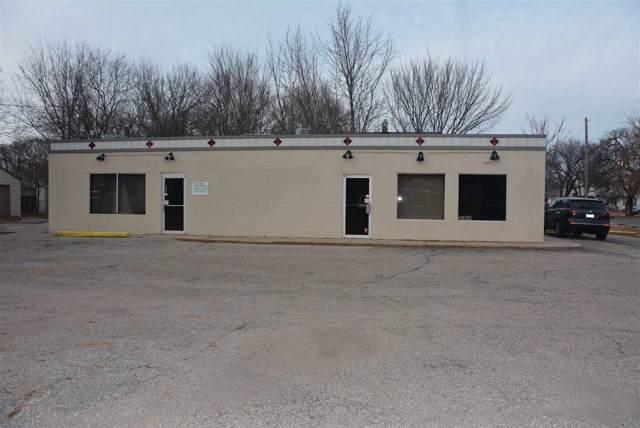 504 W Harry St, Wichita, KS 67213 (MLS #575003) :: Graham Realtors