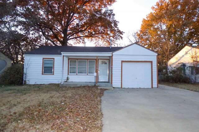1015 S Christine St, Wichita, KS 67218 (MLS #575017) :: Lange Real Estate