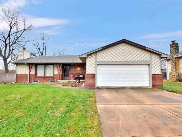 707 W Allison St, Andover, KS 67002 (MLS #575020) :: Lange Real Estate