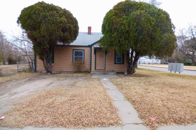 1602 N Volutsia St, Wichita, KS 67214 (MLS #575040) :: Pinnacle Realty Group