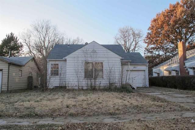 923 N Pershing Ave, Wichita, KS 67208 (MLS #575044) :: On The Move