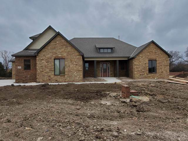 2325 S Ironstone, Wichita, KS 67230 (MLS #575059) :: On The Move