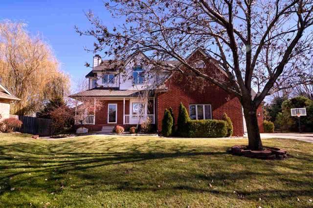 9438 W Sterling Ct, Wichita, KS 67205 (MLS #575087) :: Lange Real Estate