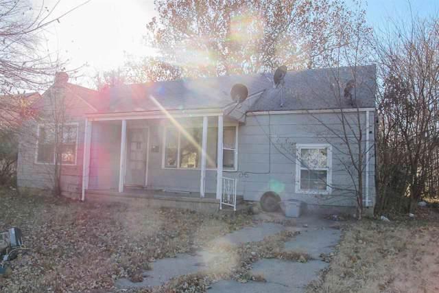 737 S Pinecrest St, Wichita, KS 67218 (MLS #575093) :: Lange Real Estate