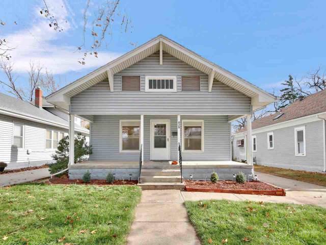 828 N Litchfield Ave, Wichita, KS 67203 (MLS #575105) :: On The Move