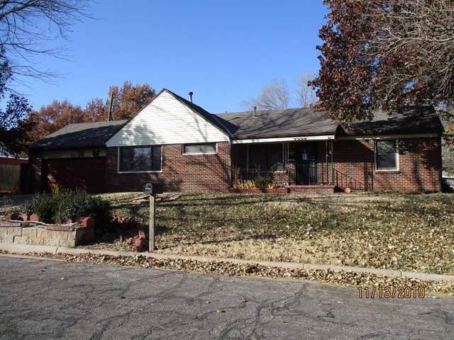 7220 E Gilbert, Wichita, KS 67207 (MLS #575110) :: Lange Real Estate