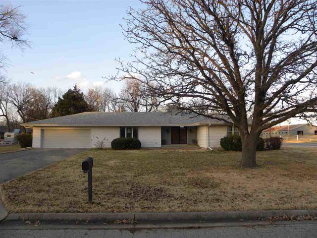 1020 E 1st St., Eureka, KS 67045 (MLS #575127) :: Lange Real Estate