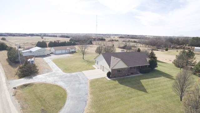 715 S Hawkins Ln, Goddard, KS 67052 (MLS #575165) :: Pinnacle Realty Group