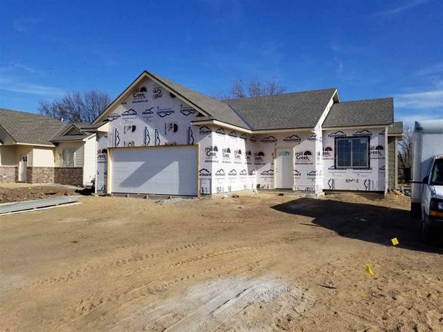 4812 S St Paul, Wichita, KS 67217 (MLS #575182) :: Lange Real Estate