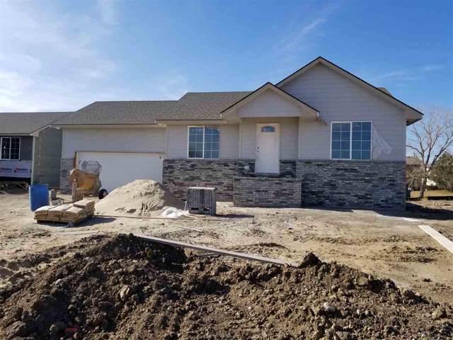 4915 S Chase, Wichita, KS 67217 (MLS #575184) :: Lange Real Estate