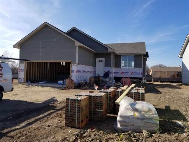 4919 S Chase, Wichita, KS 67217 (MLS #575185) :: Lange Real Estate