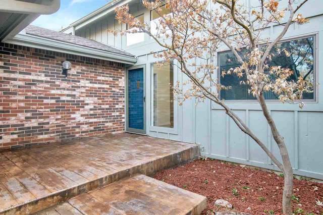7700 E 13th St N #24, Wichita, KS 67206 (MLS #575186) :: Lange Real Estate