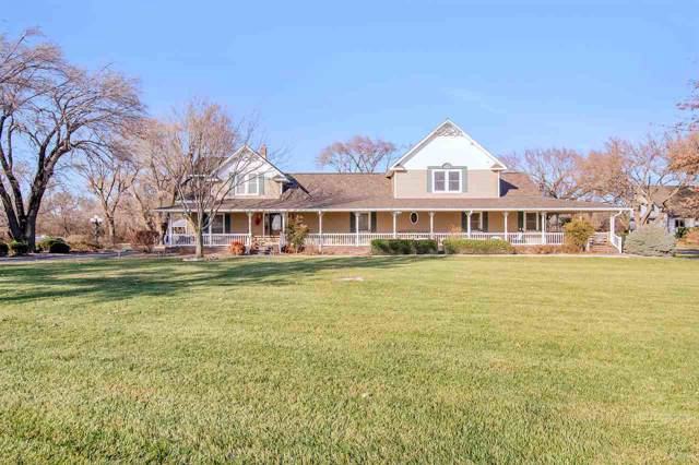 8120 W 47th St S, Clearwater, KS 67026 (MLS #575207) :: Lange Real Estate